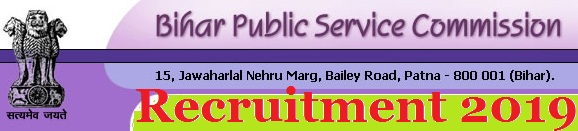 BPSC Recruitment 2019, State & Judicial Services Posts Apply