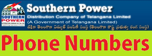 Southern-Power-Customer-Service-Numbers-Telangana