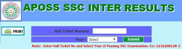 APOSS-SSC-Inter-Results