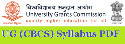 UGC-UG-CBCS-Syllabus-PDF-Download