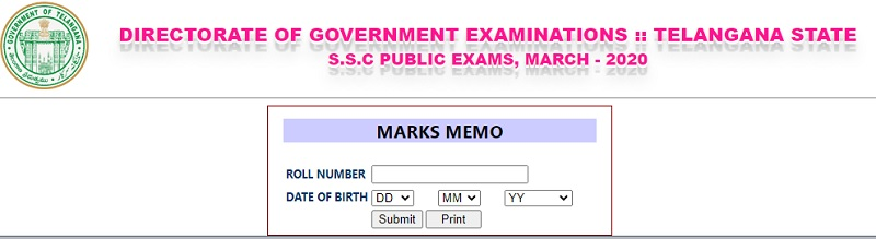 Telangana-SSC-Exams-March-2020-Result