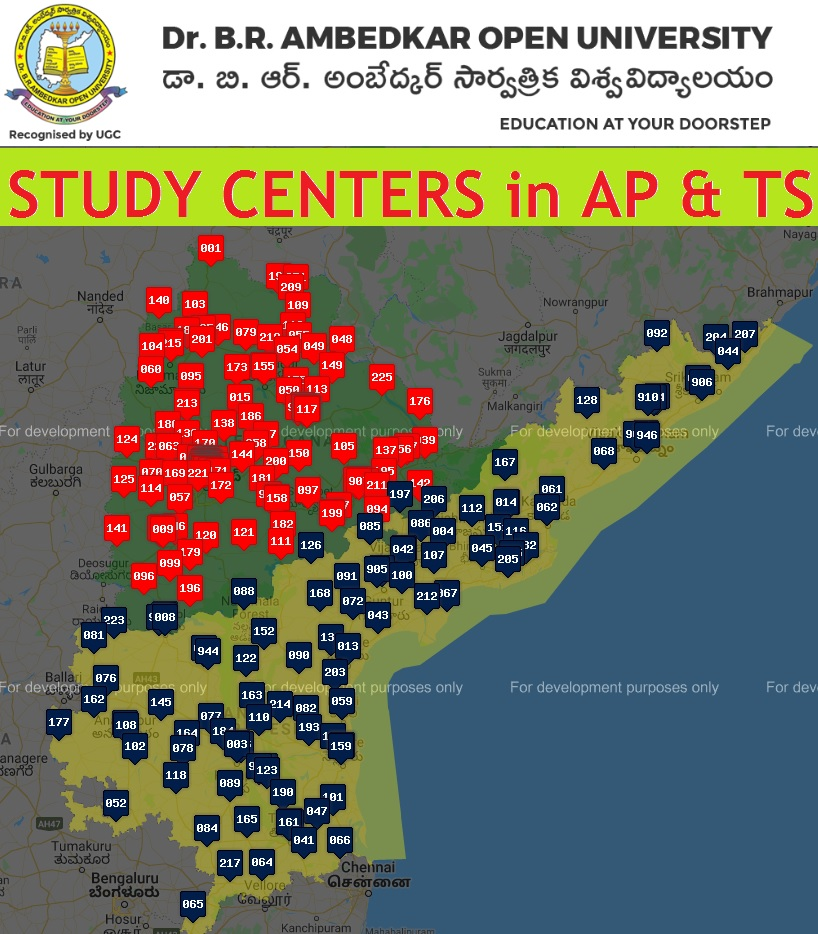 BRAOU-Study-Centers-List-in-AP-Telangana